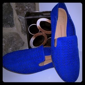 Dolce Vita dv8 Suede Shoes
